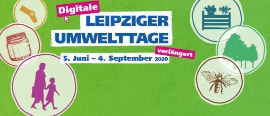 Flyer Leipziger Umwelttage